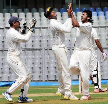 Mumbai pacers Thakur, Sandhu dismiss Punjab cheaply
