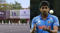 You are a youth icon: Red-faced Jaipur Traffic Police issues clarification to Jasprit Bumrah for mocking his no-ball