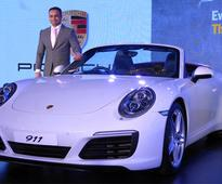Porsche launches new 911 model priced up to Rs 2.66 crore