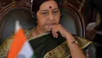 39 Indians missing in Iraq killed: EAM Swaraj