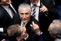Brazil opts not to raise taxes to meet 2017 fiscal goal