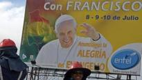 Pope begins South America visit with focus on poverty