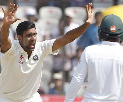 Ashwin on his favourite Test wickets