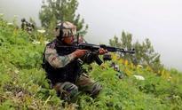 4 militants, 1 jawan killed in J&K