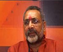 BJP's Giriraj Singh defends remark, says Modi