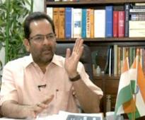 BJP-led NDA will bag 300 plus seats in LS polls: Naqvi