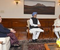 Sonia, Manmohan's discussions with PM on GST Bill, constructive says Cong