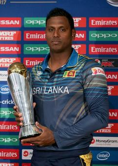 Sri Lanka happy to be 'underdogs' at Champions Trophy
