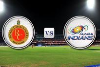 IPL 2015: Royal Challengers Bangalore vs Mumbai Indians
