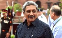 Manohar Parrikar out of hospital, arrives in Goa; likely to table budget