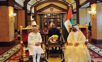 PM Modi's UAE Visit Strengthened Ties: President Mukherjee
