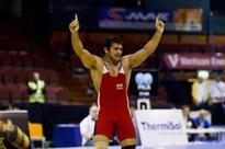 India wrestler Yadav says foul play behind failed dope test
