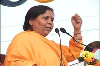 STF probe in MPPEB scam on right track, says Uma Bharti