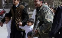 Eight dead and 30 wounded after suicide bomb attack in Pakistan