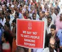 Banking operations affected pan-India due to strike