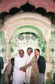 Nelson Mandela's love for India