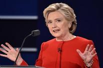 Did Clinton 'cheat' during the first debate?
