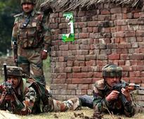 Jammu 3 jawans 4 militants killed in attack on army base
