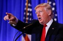 Russian political elites revel in President Donald Trump's inauguration