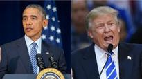 I Don't Pay Attention to Trump Tweets: Obama