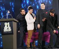 Shah Rukh is different than Salman, Aamir: Anurag Kashyap