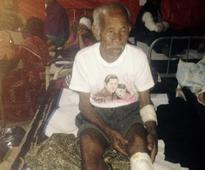 Nepal Earthquake: After 7 days, 101-year-old man pulled ...