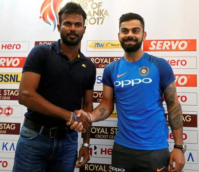 Kohli ready to help struggling Sri Lanka but...