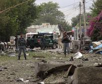 Afghanistan: Suicide bombing kills nine security personnel