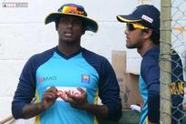 Pitch leaves India, SL guessing