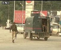 Terrorists holed up inside school in Srinagar, gunfight underway