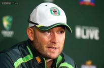 Michael Clarke included in Test squad pending fitness test