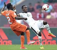 Ghana down Niger, face Mali in quarters
