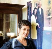 Manisha recalls her meeting with Nelson Mandela