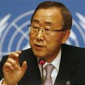 UN chief Ban ki-Moon slams 'terrorist act' after Palestinian toddler is killed by suspected Jewish settlers