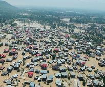 Centre sanctions Rs 1,122.56 crore for flood-hit Jammu and Kashmir