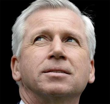 Newcastle's Pardew banned for seven games for head-butt