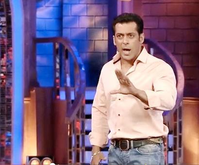 Salman Khan's Top 10 moments on Bigg Boss