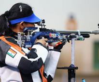 Indian team wins bronze in 10m rifle as Ayonika finishes 7th in finals