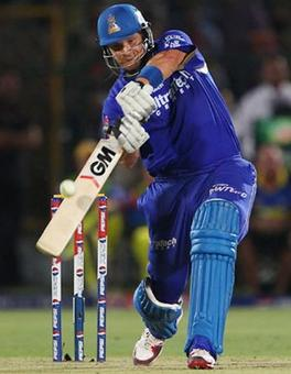 Watson named Rajasthan Royals captain; Dravid mentor