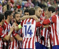 Atletico beats Milan 4-1 to reach Champs quarters