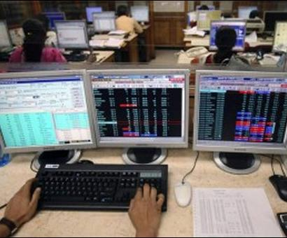 Market opens on a cautious note ahead of RBI policy meet