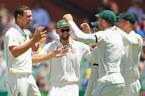 Australia triumph over New Zealand in day-night Test to clinch series 2-0
