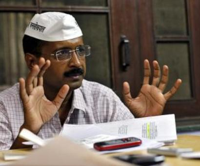 Kejriwal among Foreign Policy magazine's 100 global thinkers