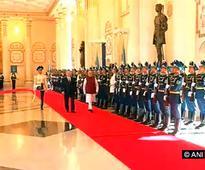 PM Modi participates in delegation-level talks in Kazakhstan