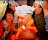 Domestic violence case: Somnath Bharti released from Tihar Jail