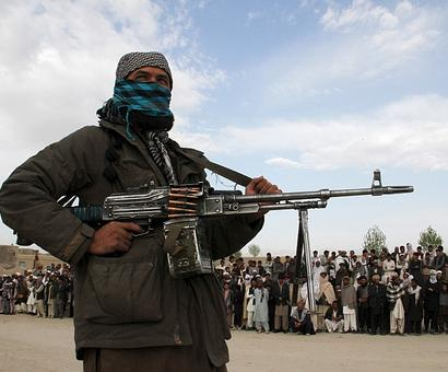 After Omar, power centre shifts in Afghanistan