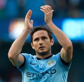 Lampard scores against Chelsea, steals 1-1 draw for Man City