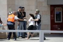 Israel gunman shoots 4 dead at bank, kills self