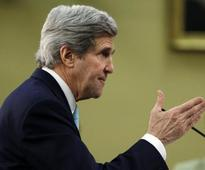Kerry says to meet Russia's Lavrov in London on Ukraine