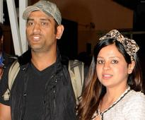 After Gruelling Tour, Happy to See My Husband Back: Sakshi Dhoni